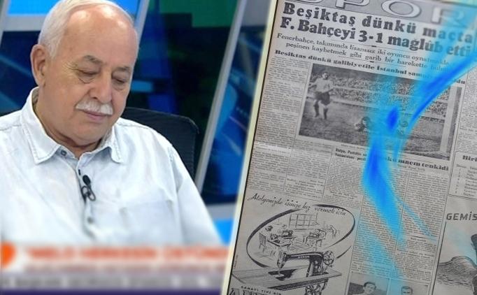 'F.BAH�E, G.SARAY �AMP�YON OLMASIN D�YE ��KE YAPMI�TI'