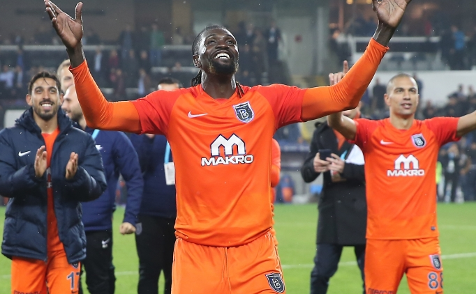 ADEBAYOR'UN G.SARAY YANITI