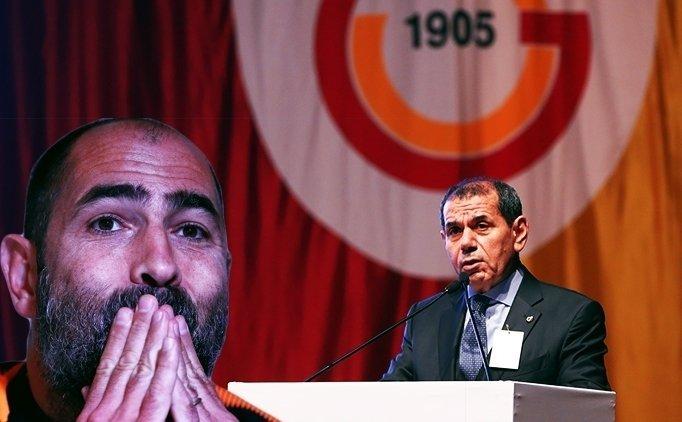 '7 FUTBOLCUYU VE TUDOR'U DA GÖNDERİP İSTİFA EDERDİM...'