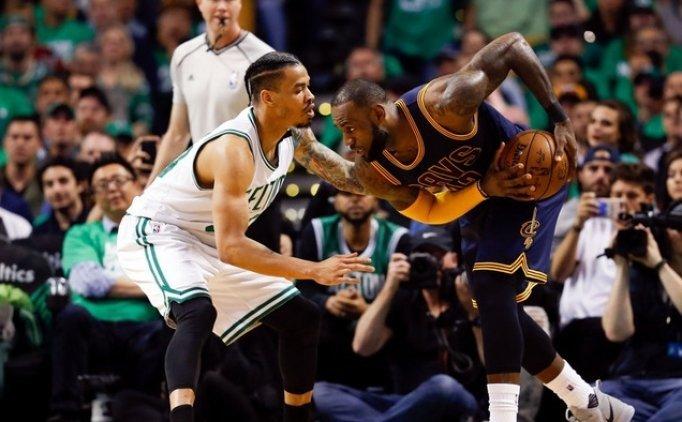 NBA'DE FİNALİN ADI BELLİ OLDU