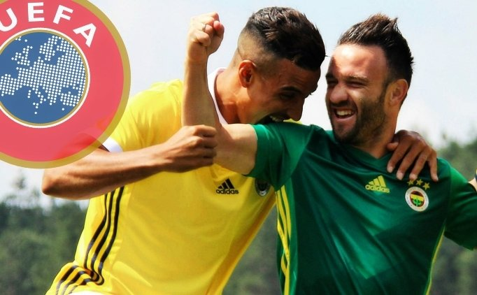 ...VE FENERBAHÇE'DEN SAATLER KALA FLAŞ UEFA HAMLESİ GELDİ