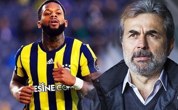 F.BAHÇE'DE LENS GELİŞMESİ!..