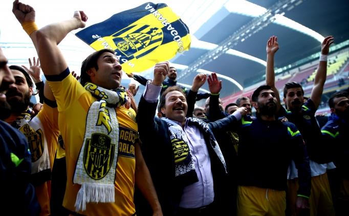 RÖPORTAJ: ŞAMPİYON ANKARAGÜCÜ'NDE BAŞKAN SPORX'E KONUŞTU