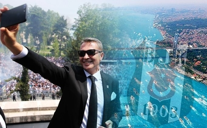 TRANSFER İÇİN ADA'YA UÇTU!