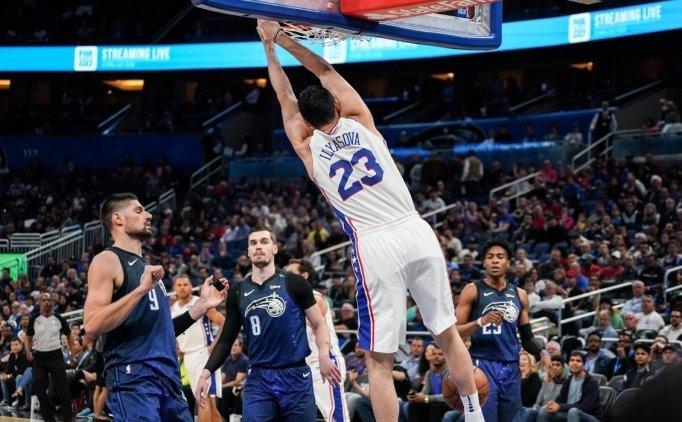 NBA'DE GECENİN MAÇ RAPORU!