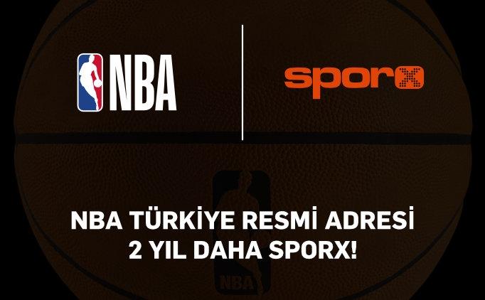 NBA'İN RESMİ ADRESİ SPORX