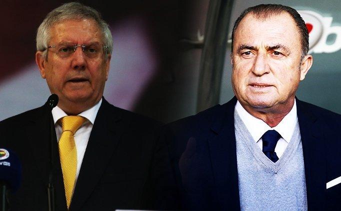 TERİM'DEN F.BAHÇE'YE CEVAP