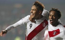 Copa America'da ���nc�l�k Peru'nun!