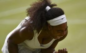 Azarenka, Serena'ya direnemedi! Canavar!
