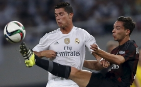 Real Madrid, �in'de Milan'� devirdi; 10-9