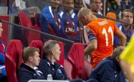 Robben a��klamas�! T�rkiye ma��nda...