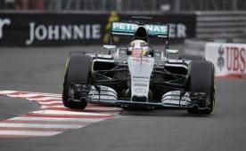 Monaco'da ilk cep Hamilton'un oldu!