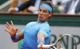 Nadal ter att�, s�rprize izin vermedi