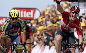 TdF'de ikinci etap Greipel'in oldu!