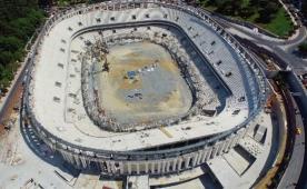 Vodafone Arena'da Premier Lig keyfi...