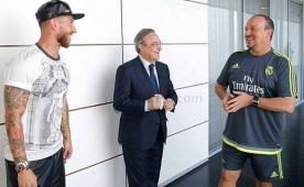 MANU'ya b�y�k �ok! Ramos'a yeni kontrat!