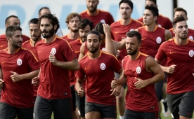 Galatasaray sezonu eksiklerle a�t�...