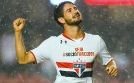 Sao Paulo'dan Pato a��klamas�! 'Ayr�l�k...'