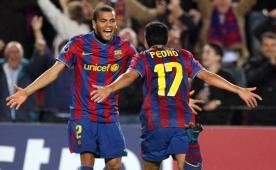 Alves ile Pedro'nun transfer polemi�i