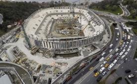 Vodafone Arena'da korkutan ihtimal