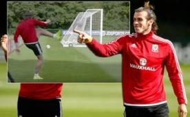 Gareth Bale'dan idmanda harika gol