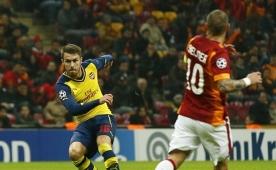 G.Saray'a at�lan gol y�l�n gol� aday� oldu