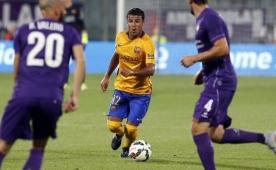 Fiorentina Bar�a'y� 12 dakikada y�kt�!