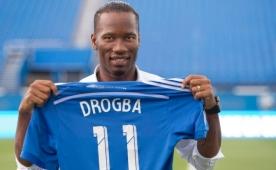 37'lik Didier Drogba kariyer rekoru k�rd�