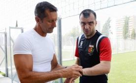 Goran Pandev'in yeni tak�m� resmen belli!