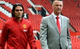 M.United, Falcao'nun karar�n� a��kald�