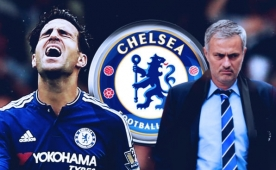 'Ligin dibine giden Chelsea i�in Jose...'