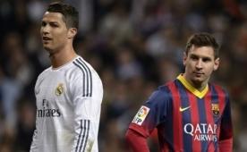 CR7'yi �ok k�zd�racak Messi k�yaslamas�!..