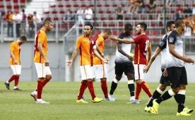 Galatasaray'da seyirci �oku! Haz�rl�k ma��...