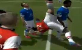 Oliver Giroud gol sevincini fazla abartt�!