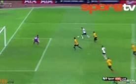 Tottenham'dan Bar�a gol�! Harry Kane...