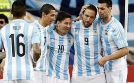 Arjantin'in delirdi�i ma�! Sonu� 6-1!