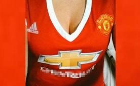 Manchester United'a 'dekolte' su�lamas�