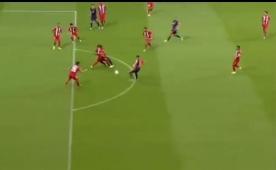 W.Bremen'den harika tiki taka gol�!...
