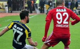 Sivasspor: 'F.Bah�e ma�� bedava'
