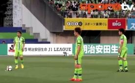 Japonya'da Ronaldo gol�