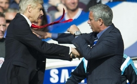 Wenger'den Jose'ye jet cevap geldi