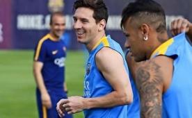 Messi'den ilk idmanda o s�z!