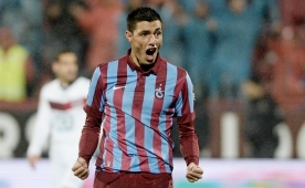 Trabzonspor'da forvetler dibe vurdu