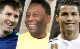 Messi vs Ronaldo? Pele'den yeni yorum!