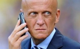 'Telefon �ald� ve arayan Collina'yd�...'