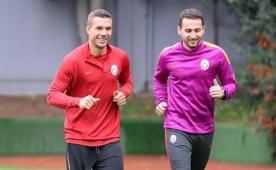 Galatasaray'da Lukas Podolski m�jdesi
