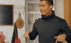 Ronaldo'dan rekor k�ran g�r�nt�!