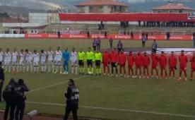 Erzincan'da �st tur penalt�larla geldi!..