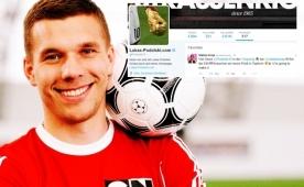 Poldi'den G.Saray tweetine cevap!..