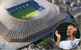 Chelsea'de ��lg�n proje! 600 milyon